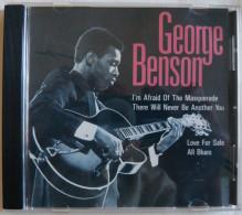 George Benson  I´m Afraid Of The Masquerade CD SIGNAL 50645 - Jazz