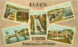 EUPEN - Souvenir Du Barrage De La Vesdre - Eupen