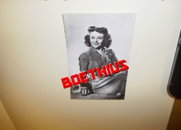 JOSETTE DAYDE Pour ST RAPHAEL (SAINT RAPHAEL) Carte Photo 9 X14 Cm - Autographes