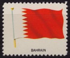 Bahrain / Cinderella Label Vignette - MNH / USA Ed. 1965. - Bahreïn (1965-...)