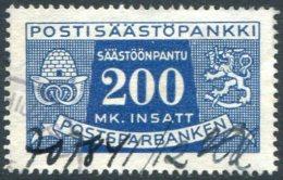 Finland Suomi Finlande 1940´s Postal Savings Revenue Fiscal BEE Bees BEEHIVE Biene Bienenstock Abeille Ruche POSTHORN - Honeybees