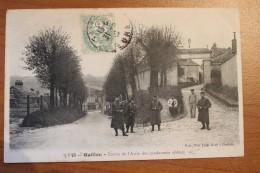 CPA 27 * GAILLON  ENTREE DE L ASILE DES CONDAMNES ALIENES  REF 9 - Unclassified