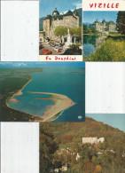 LOT DE 240 CPM , état Standart , FRAIS FRANCE : 13.00€ - 100 - 499 Postkaarten