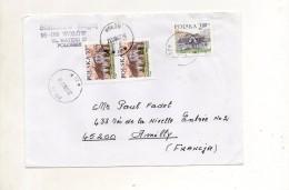 POLOGNE ENVELOPPE DU 22 AOUT 2007 DE WOLOW POUR AMILLY - 1944-.... République
