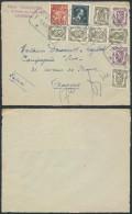 AA967 Devant De Expres Lessines à Anvers 1948 - Belgique