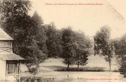 CPA SILLE LE GUILLAUME 72 Chateau De La Haute Fresnaye - Sille Le Guillaume