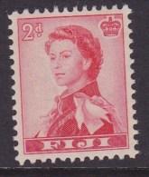 FIJI 1959 Sc 166 Mint Never Hinged Light Toning - Fiji (1970-...)