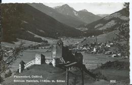 AK 0389  Panzendorf - Schloss Heimfels Mit Sillian / Foto Oth Um 1960 - Sillian