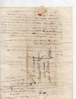 Lettre Du 13 Decembre 1818 De Annonay - Marcofilia (sobres)