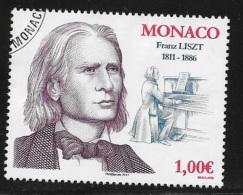 MONACO - OBLITERE -  FRANZ LITZ   - 2011 - Monaco