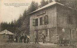 CPA Allevard Les Bains-Chalet Restaurant De Brame Farine   L2091 - Allevard