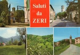 MASSA-ZERI-CAMPANILI-SALUTI DA- - Massa
