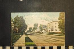 CP USA, White Mts N.H Bethlehem , Bethlehem ST. West Showing Altamonte , Kelner Cottage, Howard And Strawberry Hill Hous - Harrisburg