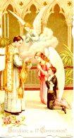 Souvenir De La Première Communion à Sotteville-lès-Rouen En 1925 De Marcel Margeuritte. - Images Religieuses
