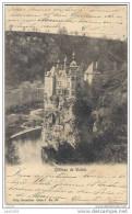 WALZIN ..-- DINANT ..-- Nels 8 , N° 179 . Le Château . Vers TOURNAI ( Melle Jeanne DELRUE ) . Voir Verso . - Dinant