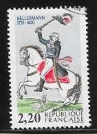 N° 2595   FRANCE  -  OBLITERE  -  KELLERMAN   REVOLUTION  -  1989 - France