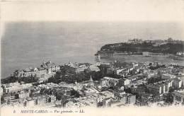 Monte Carlo, Vue Generale - Monte-Carlo