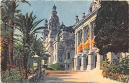 Monte Carlo, Le Casino Es Les Jardins - Monte-Carlo