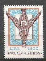 Vatican 1974, 632, Engel-Mosaik, Basilika San Marco, Venedig. MNH **, - Vatikan