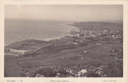 Sitges - Vista Panoramica (Fot. R. Gasso, 1950) - Barcelona