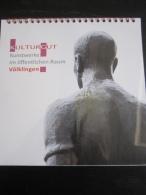 Kulturgut Kunstwerke Im Offentlichen Raum - Völklingen (oeuvres D'art Dans L'espace Public -brochure 24 Pages, Nombreuse - Livres, BD, Revues