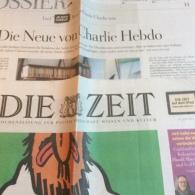2 Cahiers Du Die Zeit (18/06/2015) : Keiner Will Mehr Charlie Sein - Personne Ne Veut être Plus Charlie / Die Neue Von C - Autres