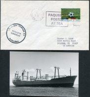 Canada Netherlands Ship Cover (+ Photo) Nedlloyd Lines PAQUEBOT NEDLLOYD KIMBERLEY Rotterdam - Covers & Documents