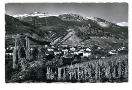 Crans - Glarey, Trubelnstock - Zayettazhorn - VS Wallis