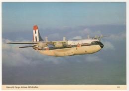 HEAVYLIFT CARGO AIRLINES SC5 BELFAST POSTCARD - 1946-....: Moderne