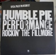HUMBLE PIE - 33 Double LP AMLH 63506-1 - PERFORMANCE - 1971 - NM/NM