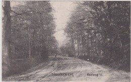 Epe Tongeren - Koeiweg - Zeer Oud Tulpkaart - Epe