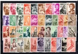 SAHARA 1952/1964.BONITO LOTE DE 12 SERIES DIFERENTES .NUEVA SIN  Y CON CHARNELA  SES243GRANDE - Sahara Español