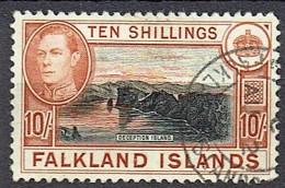 Falkland Islands  1937  SG 162  °/used - Falkland Islands