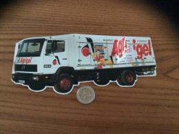 "Calendrier 1998 Original ""Agrigel (camion)"" - Calendriers"