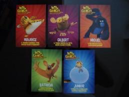 Vita Da Jungla - Jungle´s Life Lot De 5 Cartes Postales - Advertising