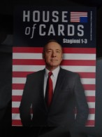 House Of Cards Movie Fiction Film Carte Postale - Cine