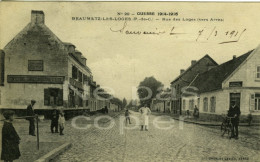 BEAUMETZ-LES-LOGES 1915 Pas-de-Calais 62 - France