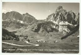 Val Badia - Corvara- Colfosco -  Viaggiata Fp - Bolzano (Bozen)