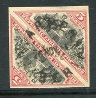 LIBERIA / Mi. 43 Paar O (G081) - Liberia