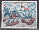 Monaco - 1972 - Bataille De Lépante - N°870 - Neufs ** - MNH - Neufs