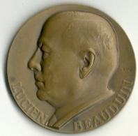 2884 Vz Lucien Beauduin - Kz 1891 Directeur & Administrateur-delegué De La Raffinerie Tirlemontoise 1941 - Belgique