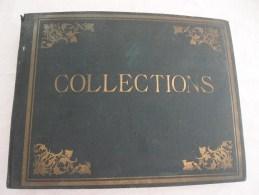 Album De 50 Photos Anciennes Pays De Loire Saumur Fontevrault Coudray Touraine Et Couderc à Vieuville Paris - Albumes & Colecciones