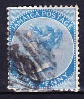 JAMAIQUE 1870-72 YT N° 8 Et 10 Obl. - Jamaica (...-1961)