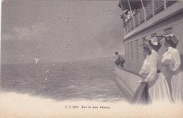 Sur Le Lac Léman (animée, Dames, Précurseur, Jullien) - GE Geneva