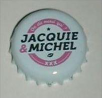 France Capsule Bière Jacquie & Michel - Bière