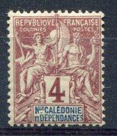 Nouvelle  Calédonie                                43 * - Nuevos