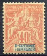Nouvelle  Calédonie                                50  * - Nuevos