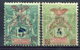 Nouvelle  Calédonie                                83/84  * - Nuevos