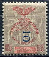 Nouvelle  Calédonie                                85 * - Nuevos