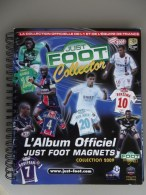 JUST FOOT COLLECTOR 2009 MAGNETS - Sport